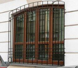 решетка для витринного окна
