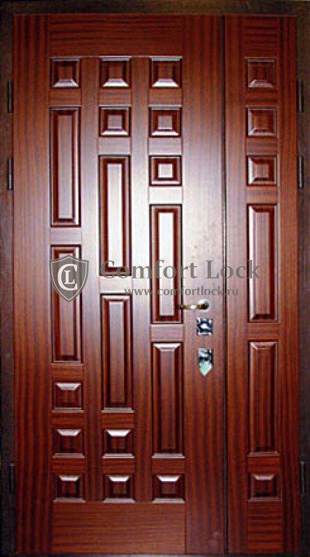 двери входные двухстворчатые дешево
